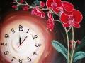 orchidea-hodiny