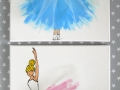 Obraz baletky