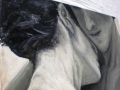 Objatie - maľovaný obraz