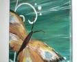 Motýľ - obraz