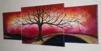 Strom - viacdielny obraz