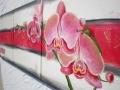 Orchidea - viacdielny obraz
