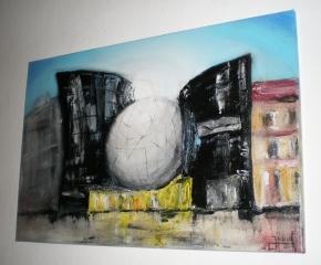 Sono centrum Brno - obraz