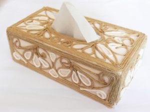 krabička na vreckovky